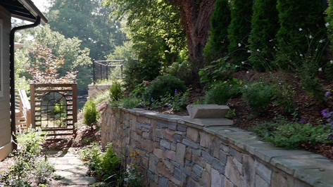West Asheville Garden Preview