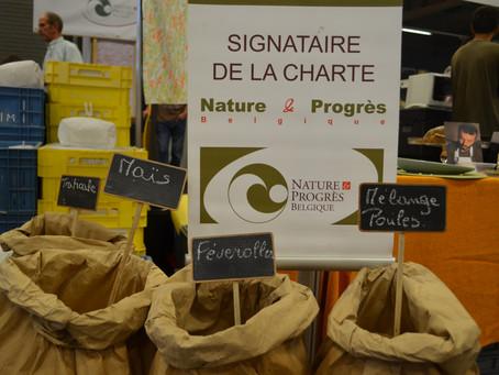 Les producteurs bio de Nature & Progrès : bien plus qu'un simple label !