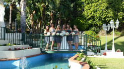 gorgeous estate wedding ceremony site in Valley Center - wedding planner In The Moment Event Service
