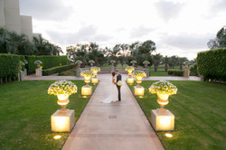 Gorgeous Ceremony Site At Torrey Pines San Diego Wedding PLanner