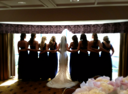 Pics of the girls - behind the scenes - San Diego wedding planner - In The Moment Event Service_edit