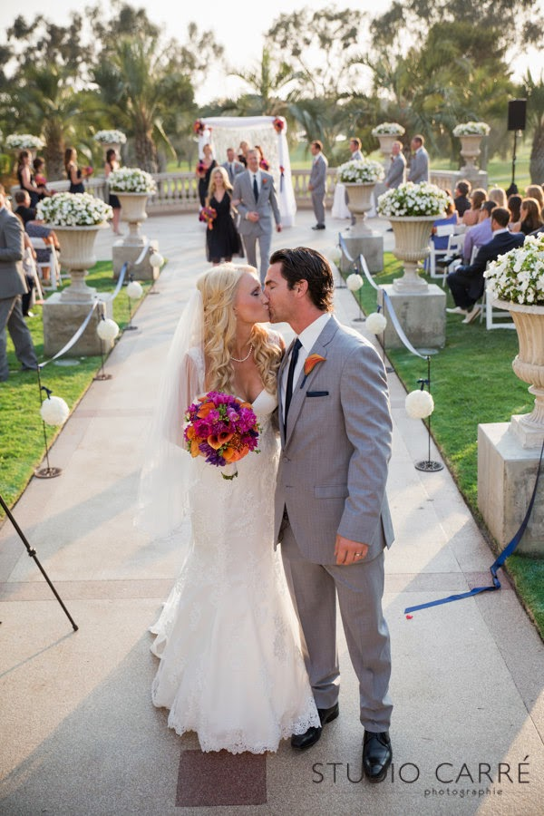 Studio Carre Photographie - Wedding Planner In The Moment Event Service - Torrey Pines Hilton just a