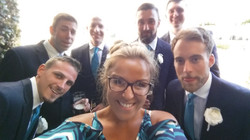 Coordinator _ Groomsmen Selfie - In The Moment Events - San Diego weddings
