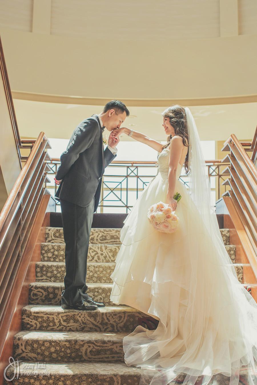 San Diego wedding planner  Torrey Pines Hilton