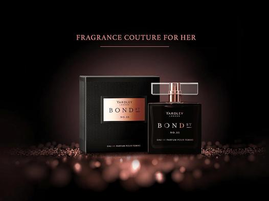 Yardlly Bond Street Perfume