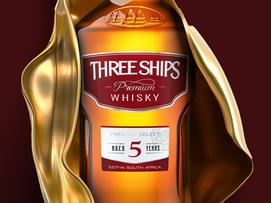 3 Ships Gold Liquid