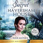 The Secret of Haversham House Audible Ic
