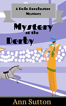 Dodo Reader magnet Book Cover Mystery at