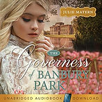 The Governess of Banbury Park Audible.jp