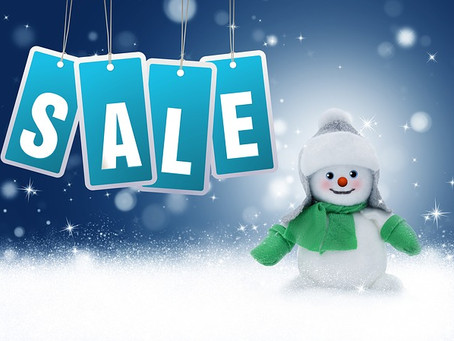 Christmas offers now on!