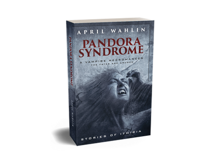 New Book 'Pandora Syndrome' Available for Pre-Order + October Events Added
