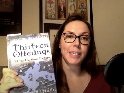 Book Readings On YouTube!