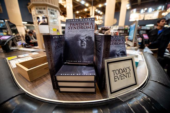 Pandora Syndrome Book Release