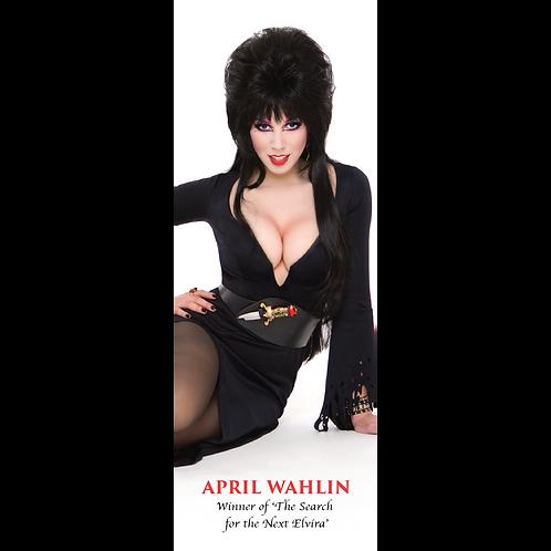 April Elvira Bookmark