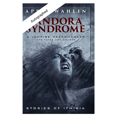 Pandora Syndrome Novel (Autographed)