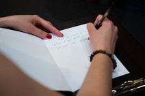 April Wahlin Book Signing