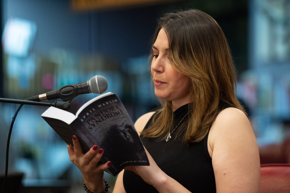 April Wahlin Book Reading