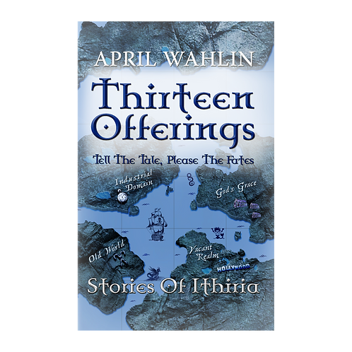 Thirteen Offerings Front Cover