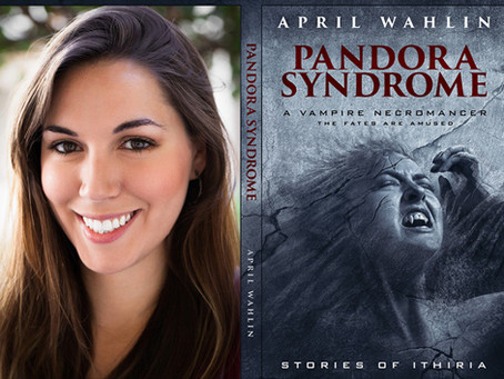 You're Invited to the Pandora Syndrome Book Release!