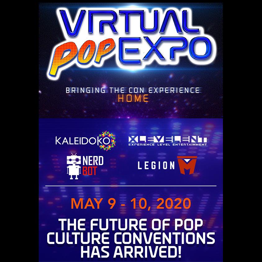Virtual Pop Expo