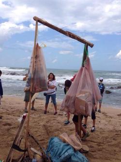 פעילות בחוף הים