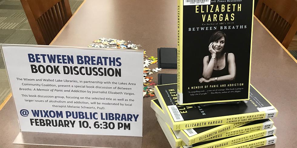 Book Discussion Event