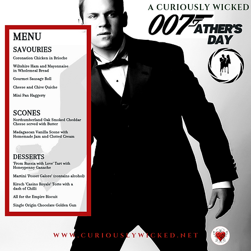007 SPECIAL EVENT (serves 2)