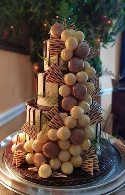 Truffles, Drips and Macarons