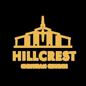 Hillcrest Logo Outline Wording Transpare