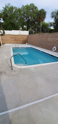 Bentley Ridge Pool Renovation