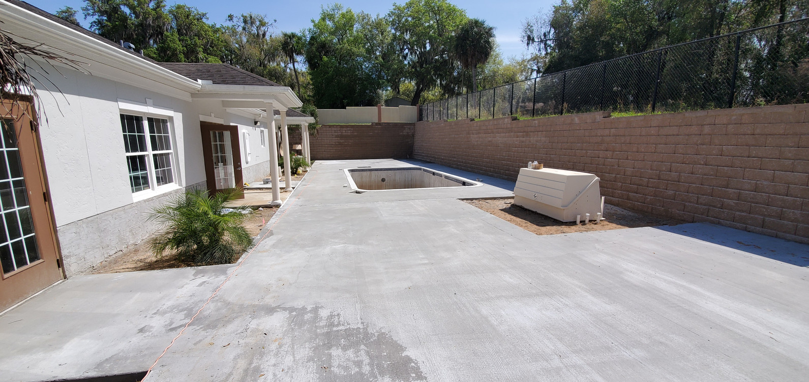 Bentley Ridge Renovation - Pool