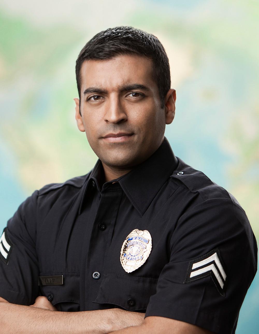 A good cop thriller