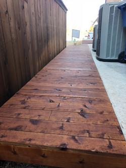 Wood Deck 2