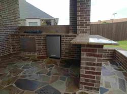 Outdoor Kitchen Bricks