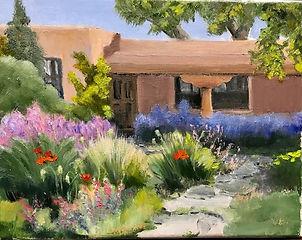 Taos Garden