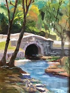Bridge at Dogwood Canyon