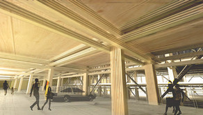 Cross Laminated Timber: The New Frontier in Parking Construction