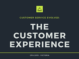 CPA Presentation_ The Customer Experienc
