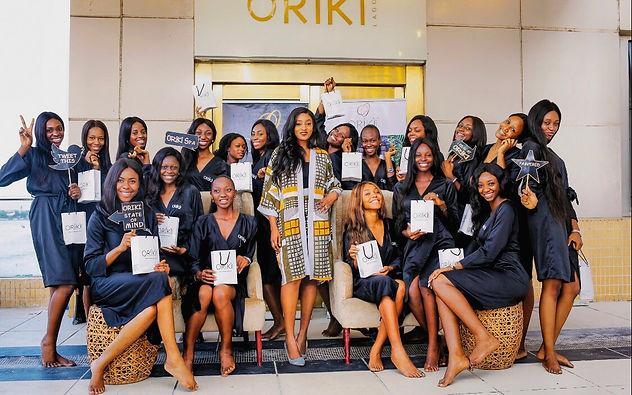 Joycee Empowering Young Women.JPG