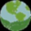 Mike's-Globe-illustrator-bitmap-transpar