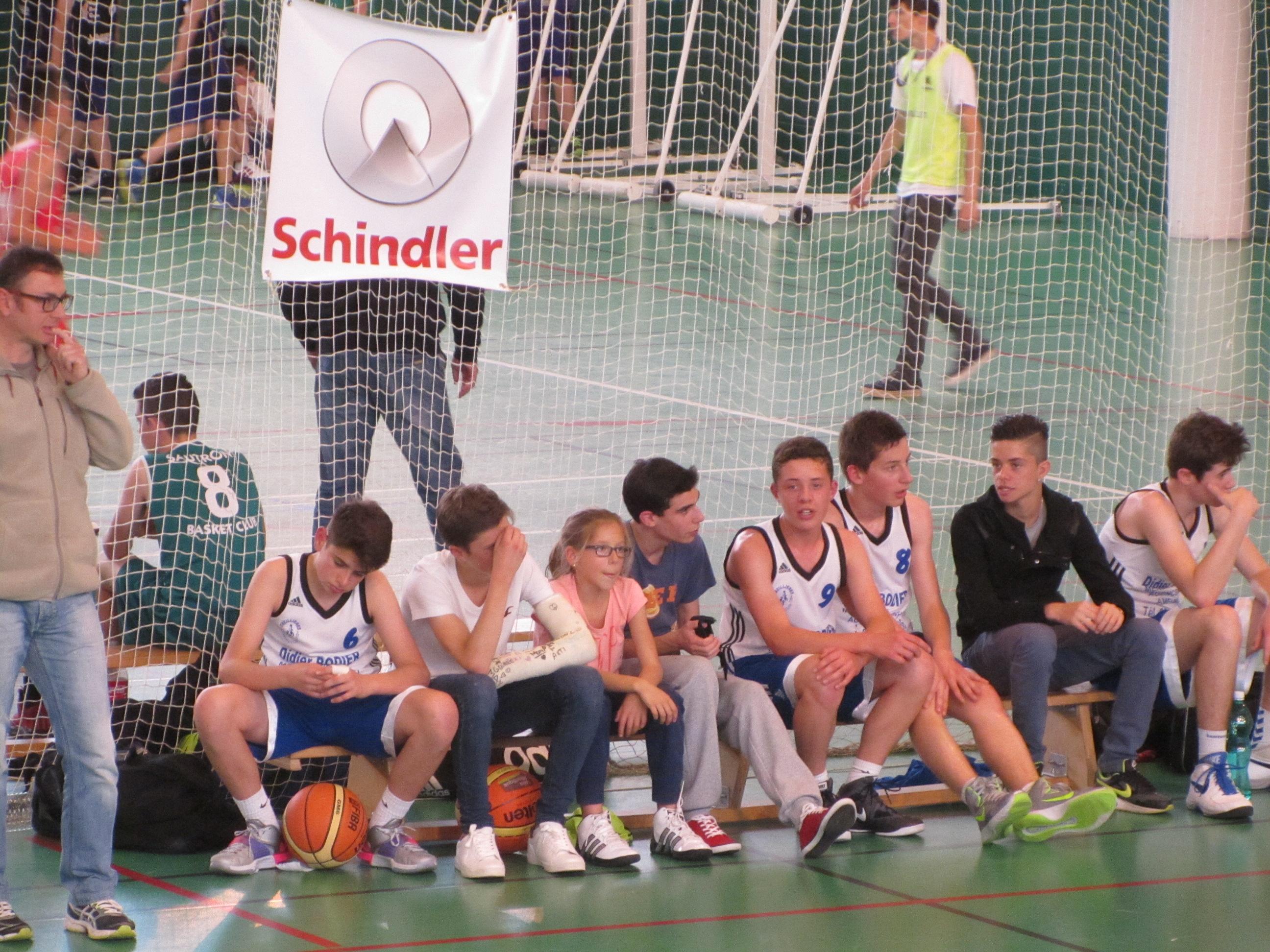 Schindler - Tournoi du club