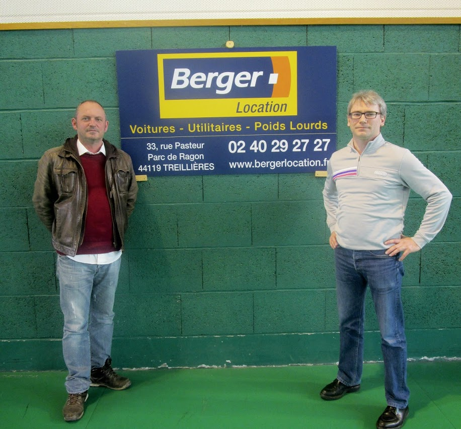 Berger - Nouveau panneau
