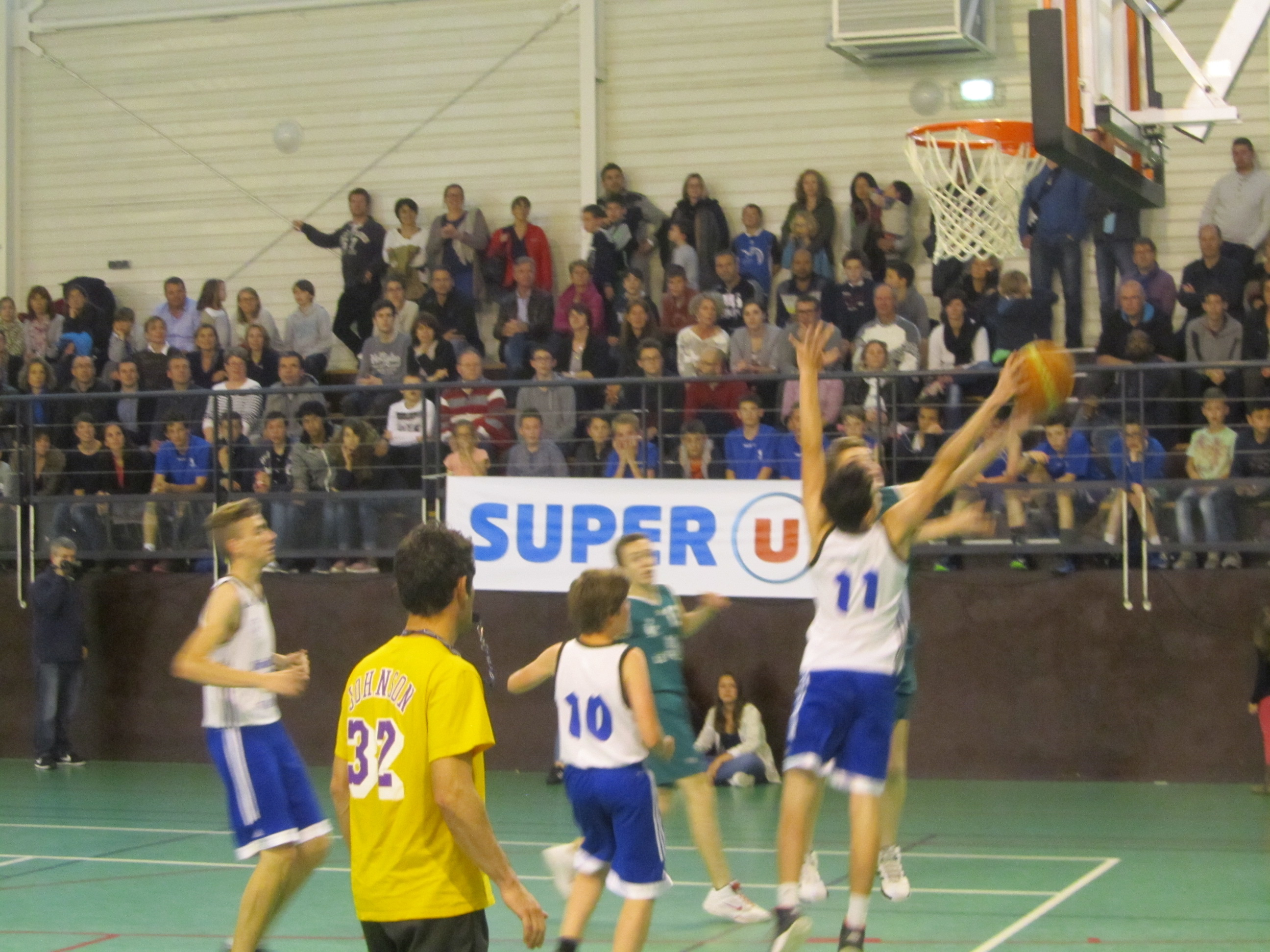 Super U - Tournoi du club
