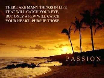 Passion = Power