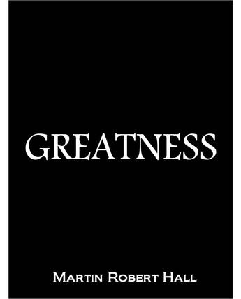 3 Pillars of Greatness