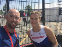 My client's story - from spectator to Paralympian in four years.