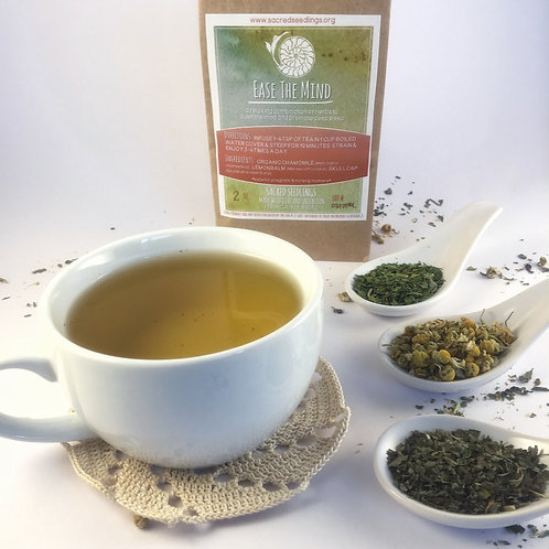 Ease the Mind - Tea (2 oz.)
