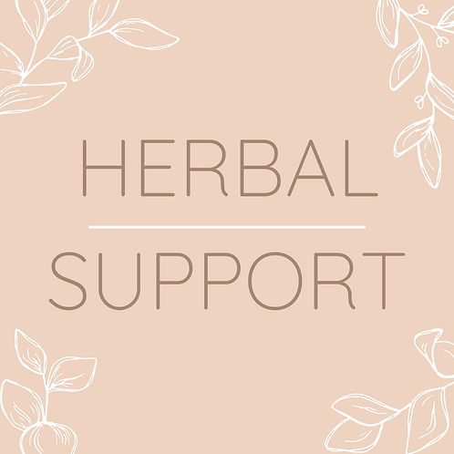 Herbal Support Package