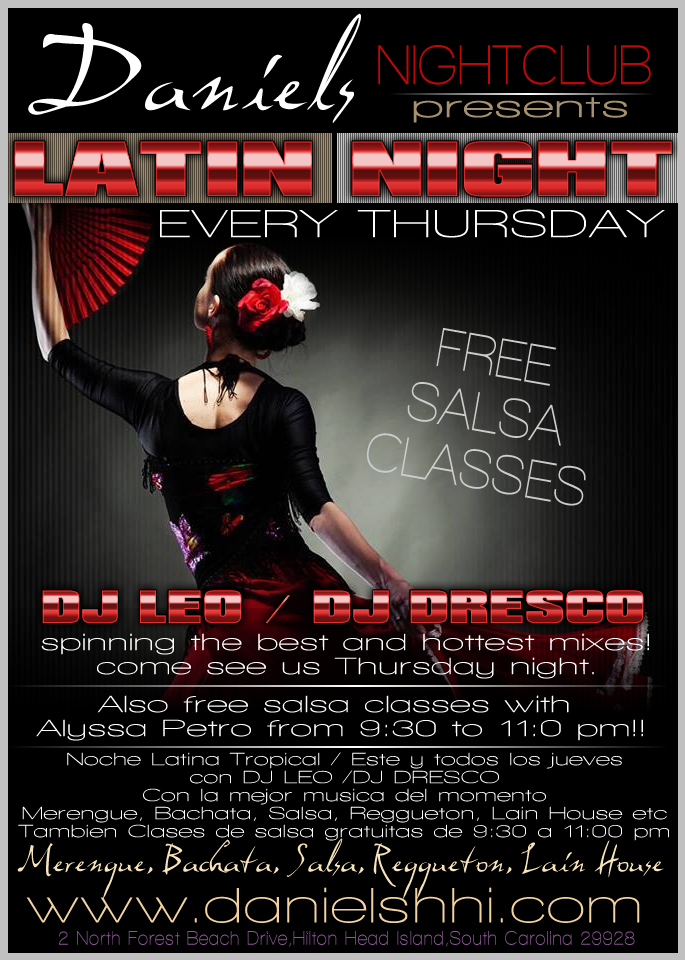 LATIN THURSDAY