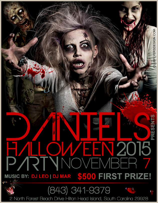 Daniels Halloween Party 2015. FB